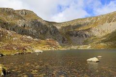 Ffynon Lloer, Snowdonia Stock Photography