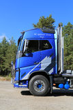 FH16 φορτηγό εκδόσεων της VOLVO Ocean Race Limited Στοκ εικόνα με δικαίωμα ελεύθερης χρήσης
