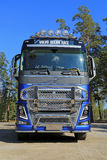 FH16 φορτηγό εκδόσεων της VOLVO Ocean Race Limited Στοκ φωτογραφίες με δικαίωμα ελεύθερης χρήσης