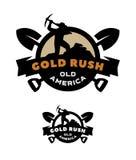 Fièvre de l'or, emblème, logo