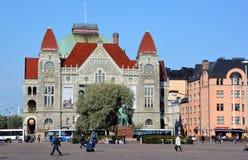 Fiński teatr narodowy obrazy royalty free