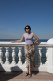Fiński zatoki wybrzeże Zdjęcia Royalty Free
