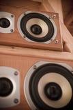fi mówcy - zdjęcie stock