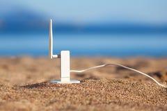 Fi modem zdjęcia stock