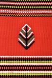 Fińska dywanika wzoru tekstura Zdjęcia Stock
