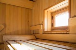 Fiński sauna Fotografia Stock
