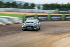 FIA世界Rallycross冠军 库存照片