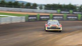 FIA世界Rallycross冠军 免版税库存照片