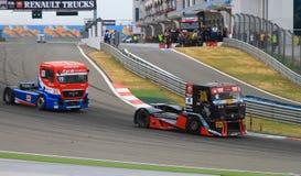 fia 2012 чемпионата европейский участвуя в гонке тележка Стоковое Фото