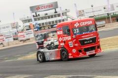 2015 FIA European Truck Racing Championship Stock Afbeeldingen