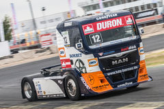 2015 FIA European Truck Racing Championship Royalty-vrije Stock Foto