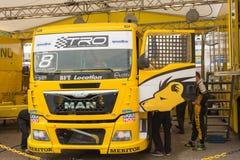 2015 FIA European Truck Racing Championship Stock Fotografie