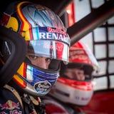 2015 FIA European Truck Racing Championship Carlos Sainz Stock Foto