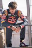 2015 FIA European Truck Racing Championship Carlos Sainz Stock Foto's