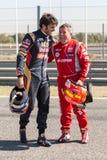 2015 FIA European Truck Racing Championship Carlos Sainz en Royalty-vrije Stock Foto