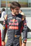 2015 FIA European Truck Racing Championship Carlos Sainz Formul Stock Foto's