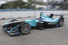FIA formuła E raceday Putrajaya, Malezja Obrazy Royalty Free