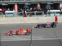FIA Formula 2 Race Imola 2009 Royalty Free Stock Photo