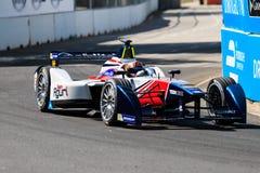 2015 FIA Formula E Putrajaya ePrix Royalty-vrije Stock Afbeeldingen