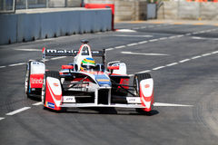 2015 FIA Formula E Putrajaya ePrix Royalty Free Stock Photography