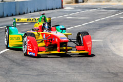 2015 FIA Formula E Putrajaya ePrix Royalty Free Stock Photos