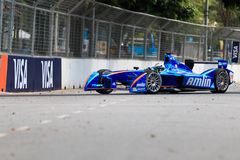 2015 FIA Formula E Putrajaya ePrix Royalty Free Stock Photo