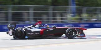 FIA Formula E raceday Putrajaya, Malaysia Royalty Free Stock Photos