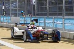 FIA Formula E raceday Putrajaya, Maleisië Royalty-vrije Stock Afbeeldingen