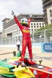 FIA Formula E raceday Putrajaya, Maleisië Stock Foto