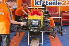 Fia Formula 3 European Championship Royalty Free Stock Photo