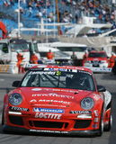 FIA Formula 1 Monaco Grand Prix with GP2 and Porsche Supercup Royalty Free Stock Photos