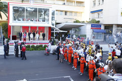 FIA Formula 1 Monaco Grand Prix with GP2 and Porsche Supercup Royalty Free Stock Photography