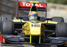 FIA Formula 1 Monaco Grand Prix with GP2 and Porsche Supercup Stock Photography