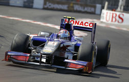 FIA Formula 1 Monaco Grand Prix with GP2 and Porsche Supercup Stock Photo