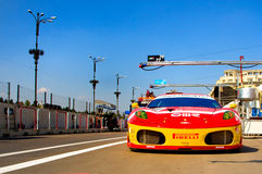FIA GT race Stock Images