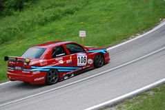 Fia International Hill Climb C Royalty Free Stock Photography