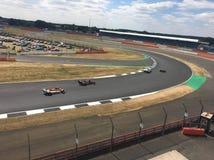 FIA Masters Historic Formula Image libre de droits