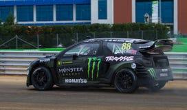 FIA Rallycross Światowy mistrzostwo Zdjęcia Stock