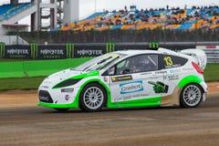 FIA Rallycross Światowy mistrzostwo Obraz Royalty Free