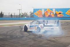 FIA Rallycross Światowy mistrzostwo Obrazy Royalty Free