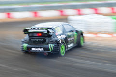 FIA Rallycross Światowy mistrzostwo Obraz Stock