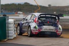 FIA Rallycross Światowy mistrzostwo Zdjęcie Stock