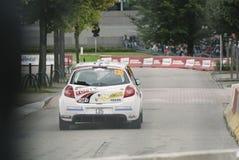 FIA World Rally Championship France 2013 - Étape spéciale superbe 1 Photos libres de droits