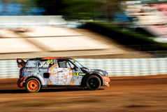 FIA WORLD RALLYCROSS OF BARCELONA 2016 Stock Photo