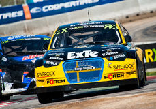 FIA WORLD RALLYCROSS OF BARCELONA 2017 Stock Photo