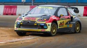 FIA World Rallycross Championship Images stock