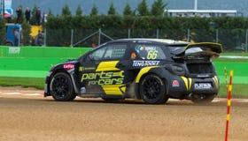 FIA World Rallycross Championship Photographie stock libre de droits