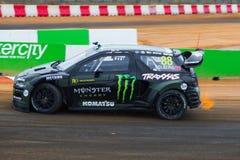 FIA World Rallycross Championship Fotografia Stock