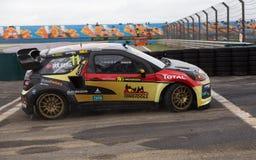 FIA World Rallycross Championship Immagine Stock