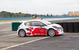 FIA World Rallycross Championship Fotografie Stock Libere da Diritti